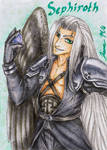 Sephiroth - Playing Card - V.2