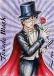 Tuxedo Mask - Playing Card