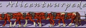 Mozdoc Centaurpede Commission - Color