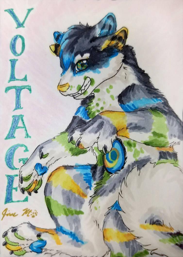 Voltage - Commission by Jianre-M