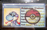 Pokemon Trainer Yoshi by Jianre-M
