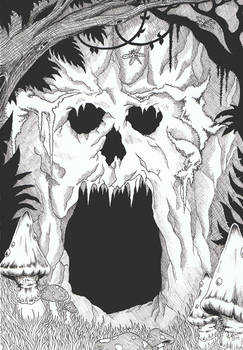 Cavern of Fungal Madness