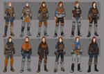 Character Design Sheet 05