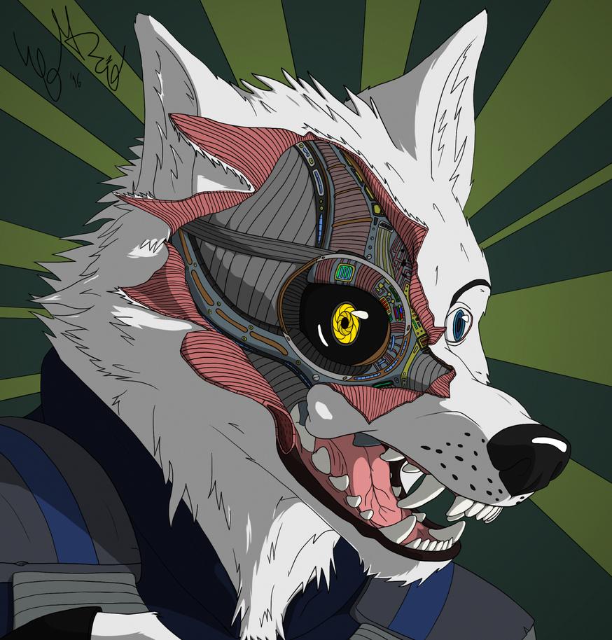 Mav's Cyberhead by Virtual-wolf