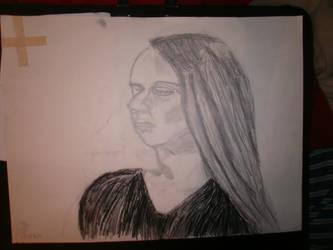Teacher drawing by doomboy911