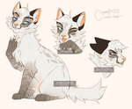 [ comm ] crywolf130 sketch page