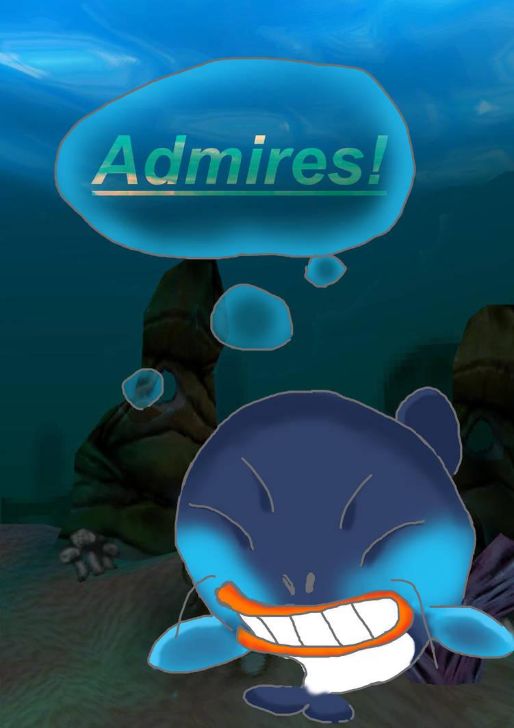 Admires! by Delcatycharme