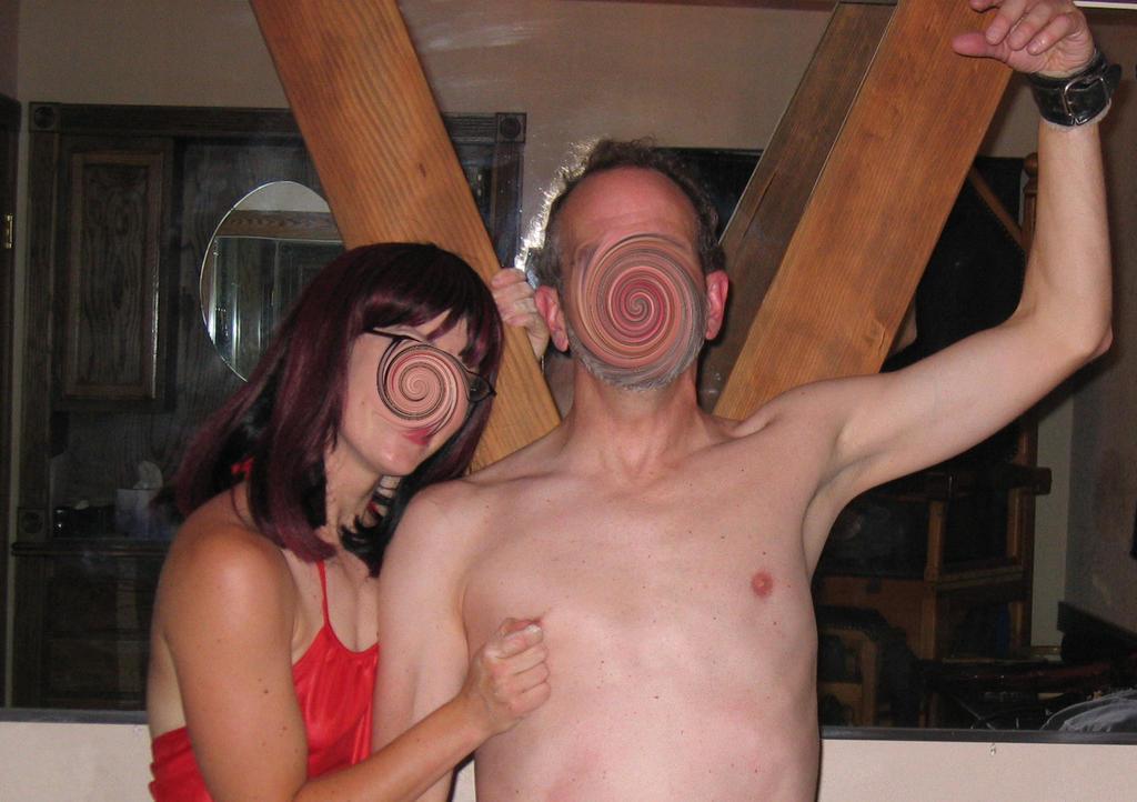 Cock Nipple spank bare you.. Glad