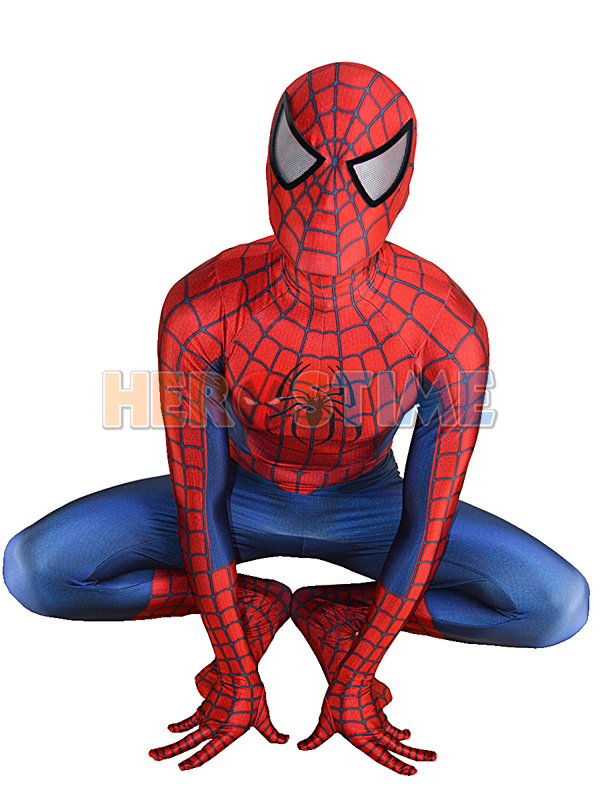 Watch further Yellow Space Suit Battle together with Watch further The Joker Suit Pants Authentic as well Raimi Spiderman Costume 601331563. on spider man suits all
