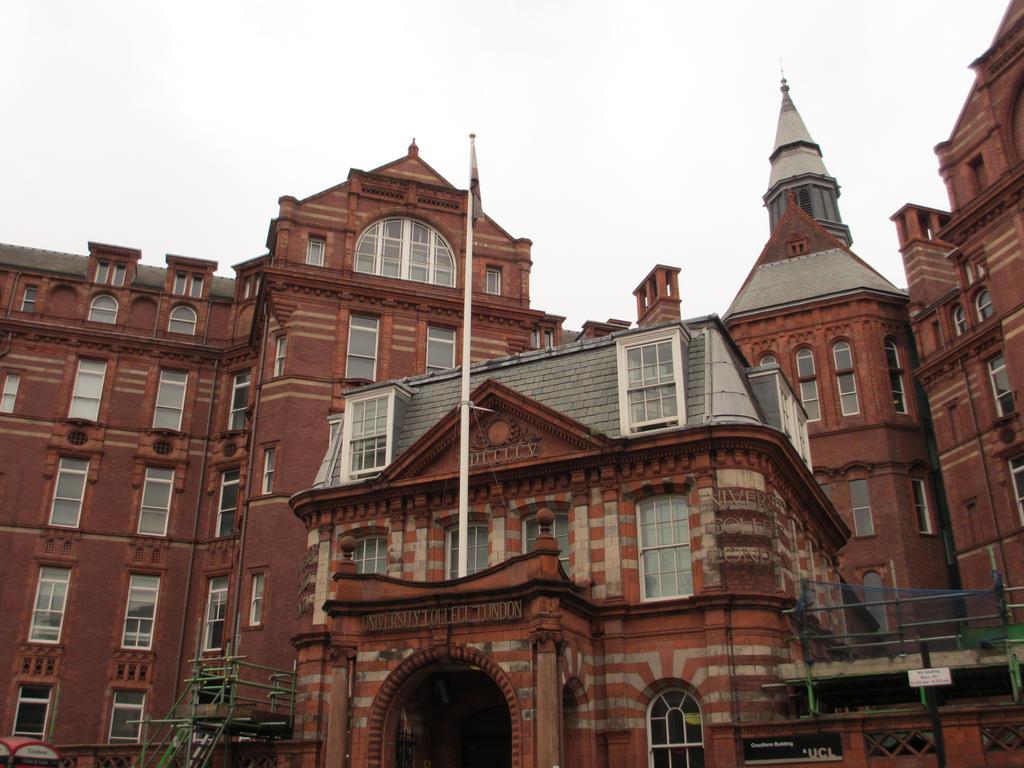 University College London by DarkMysteryCat