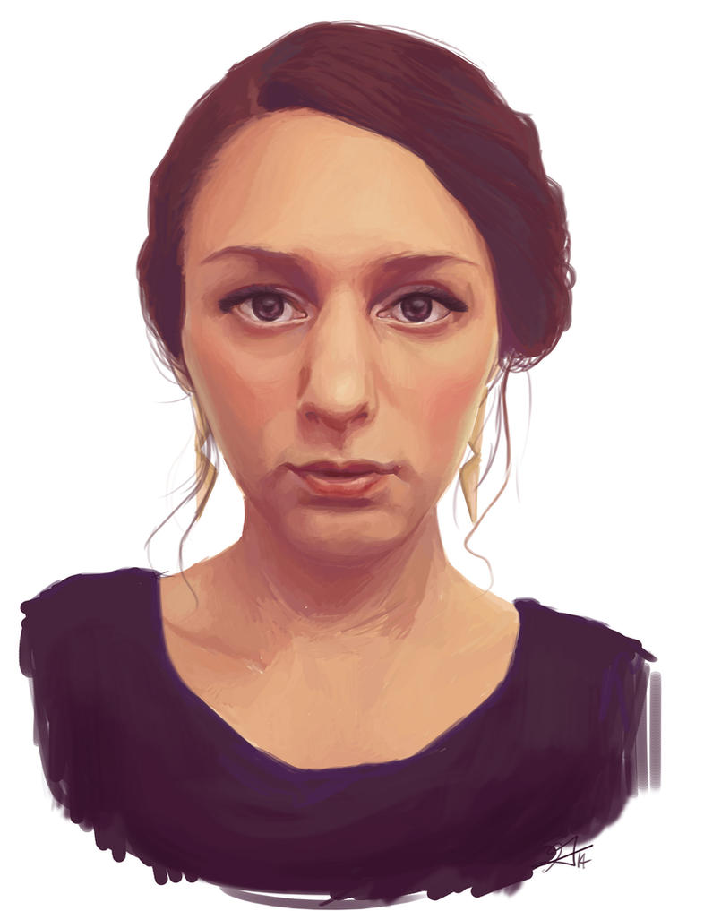 Self Portrait by Socialdbum