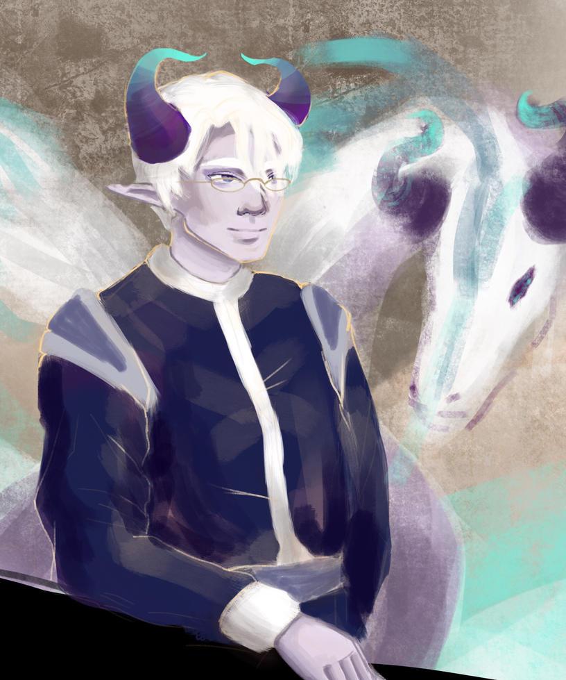 Character Tag: Kalev by taniiia-alva