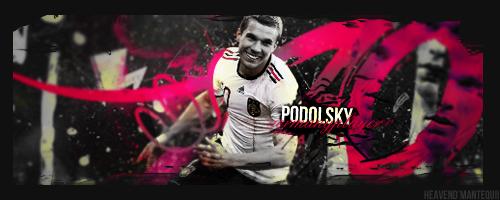 Lukas Podolsky by HeavenEXP