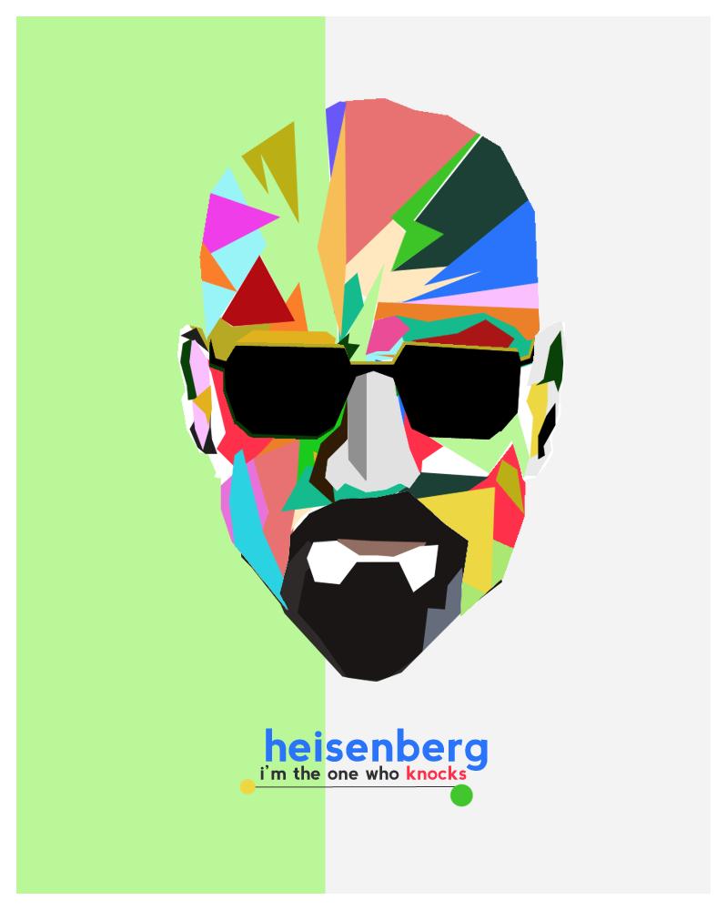 Heisenberg wpap by HeavenEXP