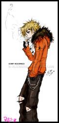 OLDER KENNY M. by x--blackrose--x