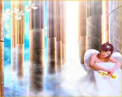 Heaven's Gatekeeper by cemac