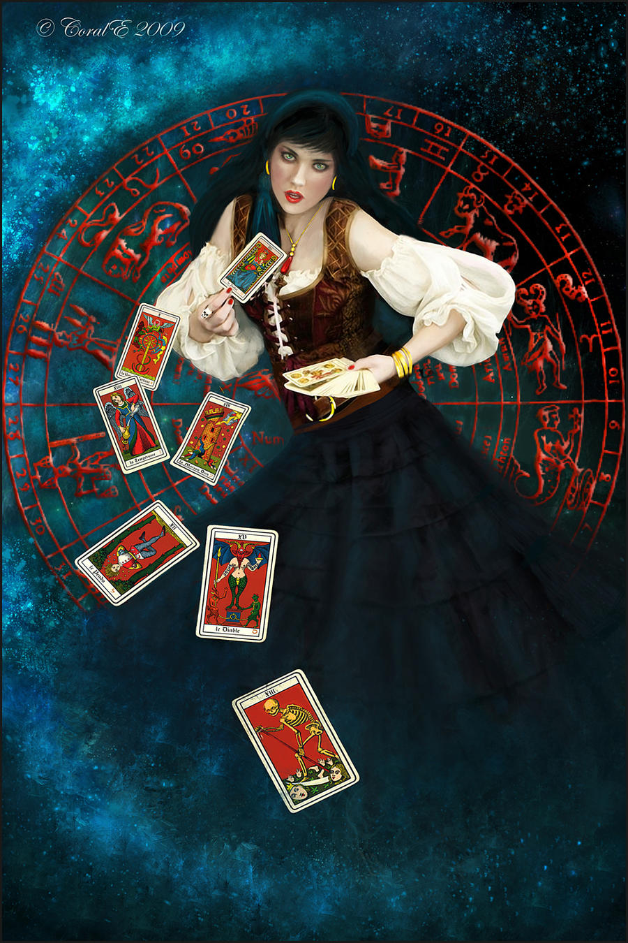 The Fortune Teller: The Fortune Teller By Cemac On DeviantArt