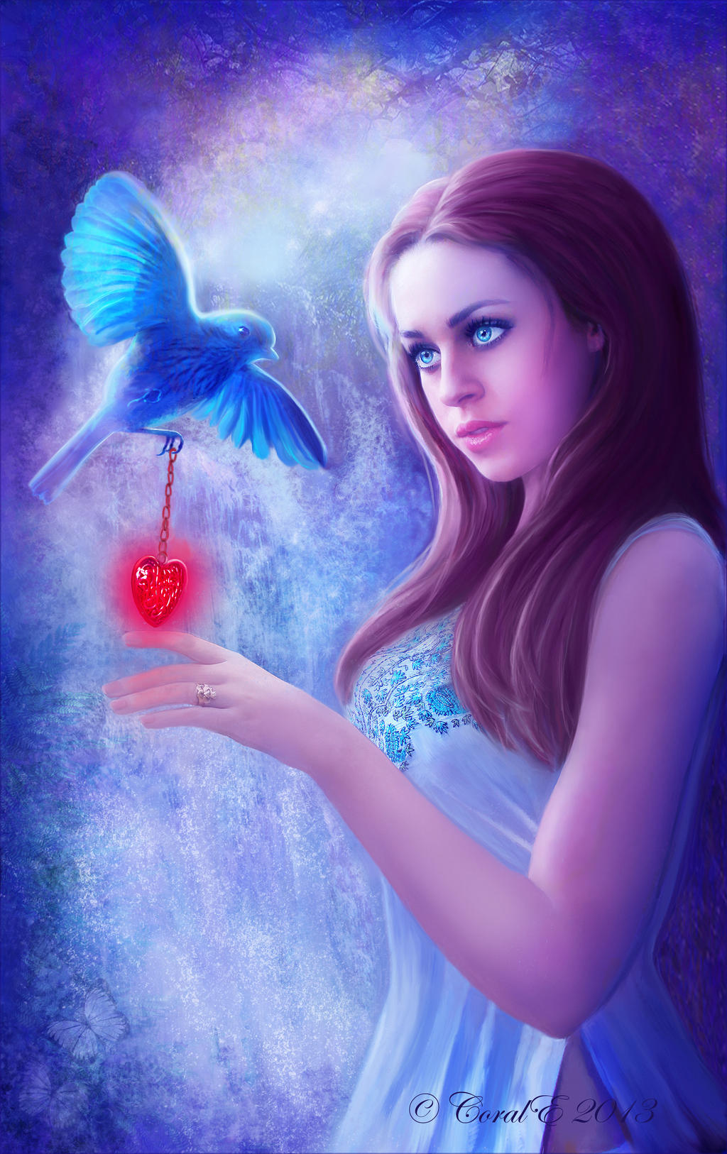 Heart's Desire by cemac