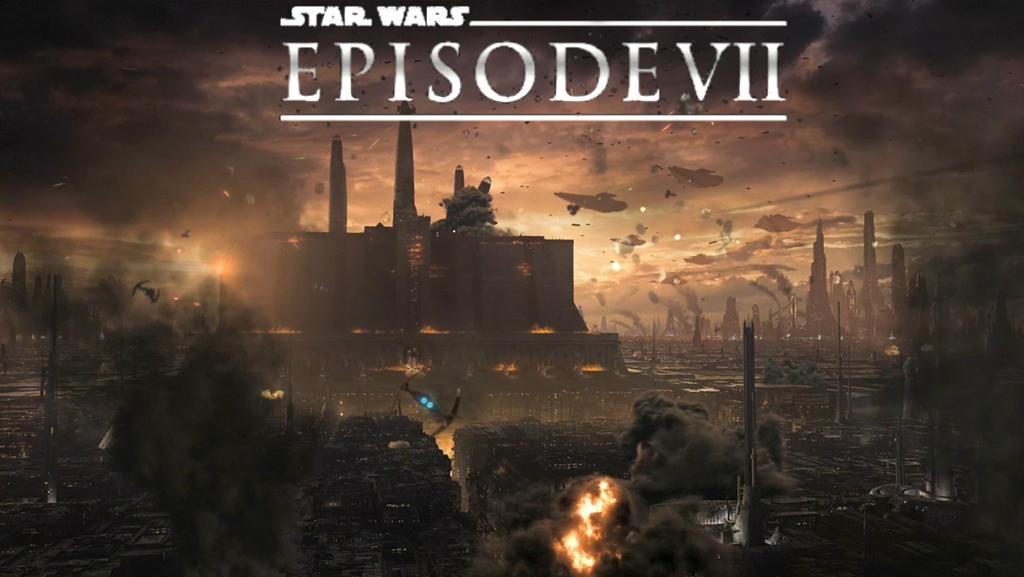 Звездные войны: Пробуждение силы (Star Wars: Episode VII.