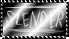 Slender by EllisStampcollection