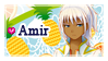 ANB - Amir by EllisStampcollection