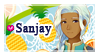 ANB - Sanjay by EllisStampcollection