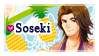 ANB - Soseki by EllisStampcollection