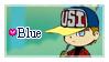 MM - Blue by EllisStampcollection
