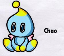 Chao by dragonbarnesz