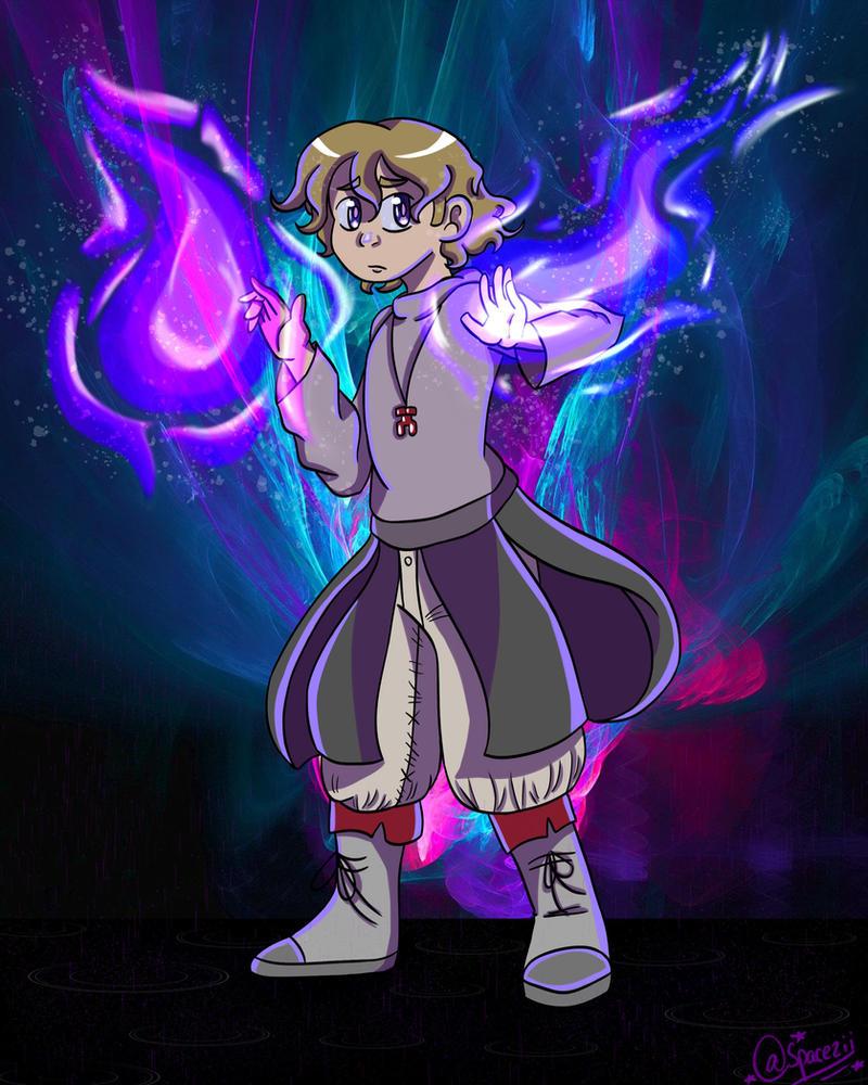 Seto Sorcercer by LiLDipArtsy