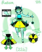The Atomix - Radium by Starrkeeper