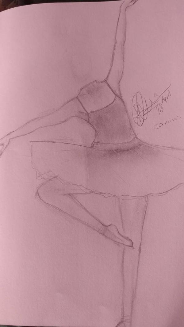 058 Prima Ballerina by Dandelion4507