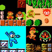 NES Tribute by Hankola