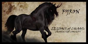 LoC: Fyron Concept by Flurious