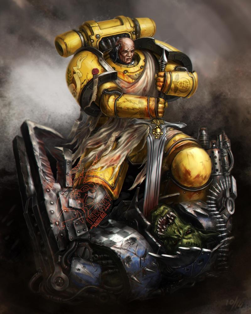 Crusade begins by Inkary