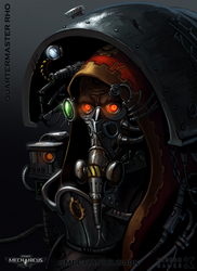Mechanicus by Inkary