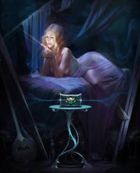 Pandora by Eremeico