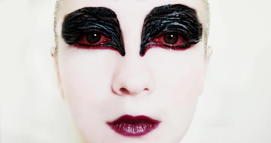 Black swan by schekner