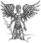 Dark Angel Warrior