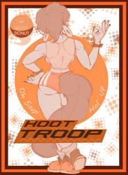 HootTroop by drakkodebayle