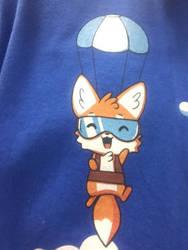 New Shirt! by JQBuizel