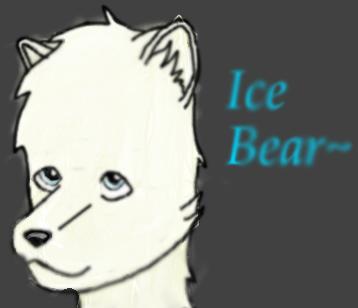 Ice Bear by Jailbait-Lion