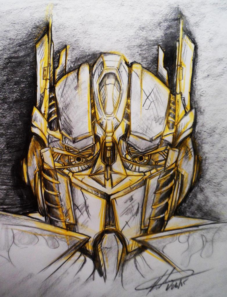 prime Sketch by Auffallend