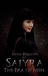 Saiyra Character Card by PhantomInvasions420