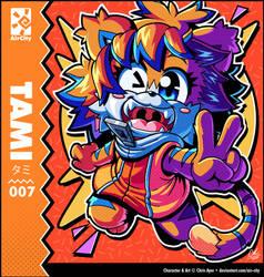 Character Art 7: Tami