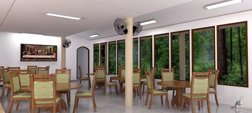 retreat house dining area by darfreak on deviantart