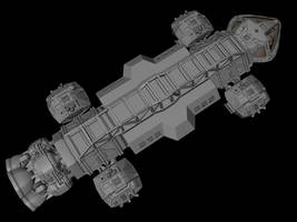 Eagle Transporter Re-Design by JefferyWright