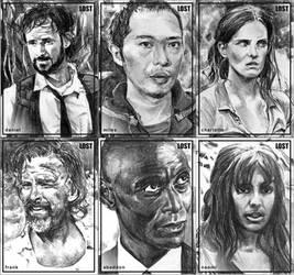 Season 4 Characters by RobD4E