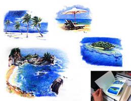 Travel Journal Dump 01: Beaches