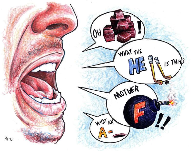 Taming the Tongue by RobD4E